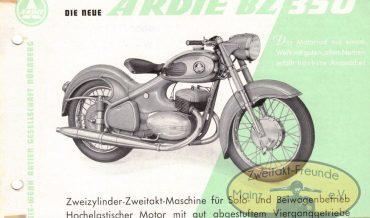 Ardie BZ 350