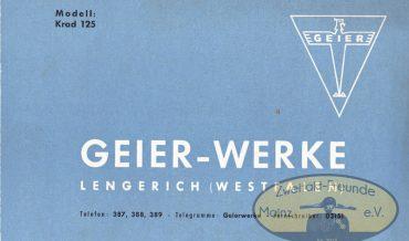 Geier KR 125