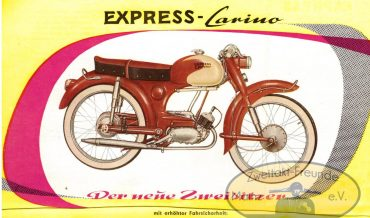 Zweirad-Union Express Carino