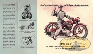 Triumph BDG 250