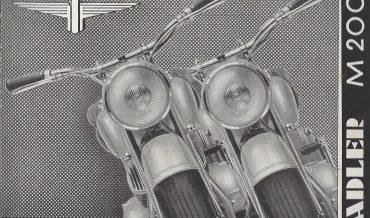 Adler M 150