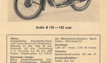 Ardie B 125