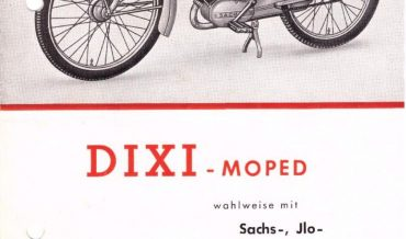 Dixi Moped