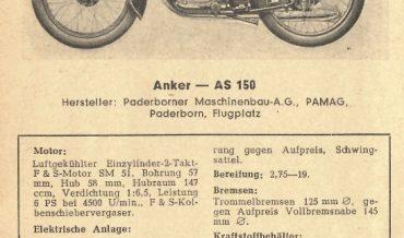 Anker AS 150