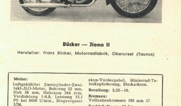 Bücker Ilona II