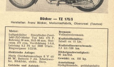 Bücker TZ 175/3