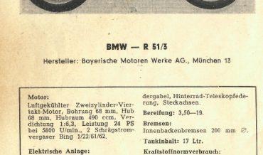 BMW R 51/3