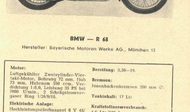 BMW R 68
