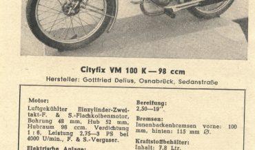 Cityfix VM 100 K