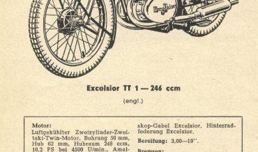 Excelsior TT 1