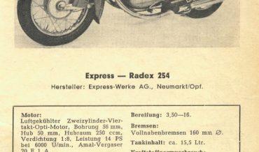 Express Radex 254
