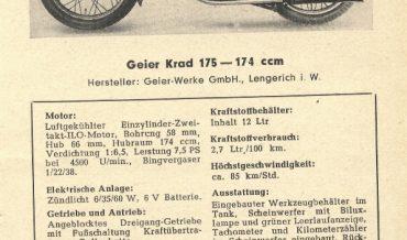 Geier 175