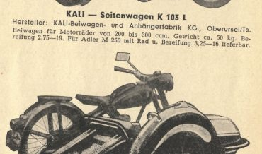KALI – K 104 L