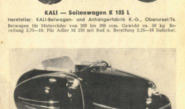 KALI – Super 154