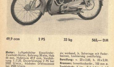 Kreidler J 51 R
