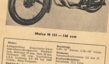Maico M 151