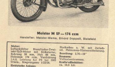 Meister M 59