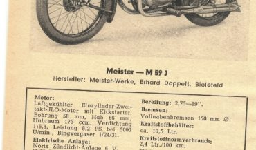 Meister M 59 J