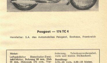 Peugeot 176 TC 4