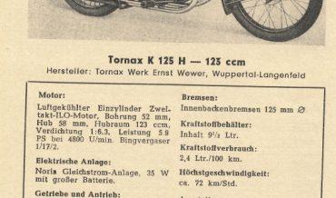 Tornax K 125 H