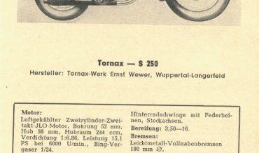Tornax S 250