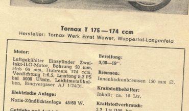 Tornax T 175