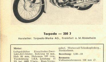 Torpedo 200 J