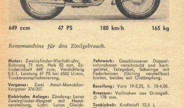 Triumph T 120 Bonneville