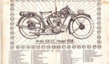 Ardie 500 CC