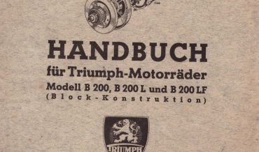 Triumph B 200