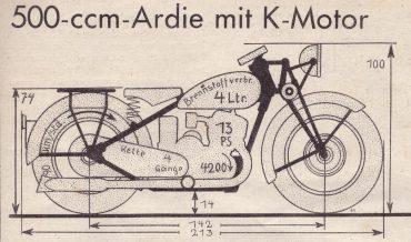 Ardie RBU 505 (Kamerad)