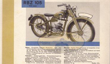 Ardie RBZ 105