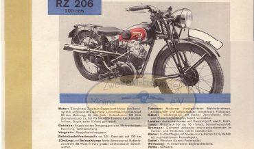 Ardie RZ 206