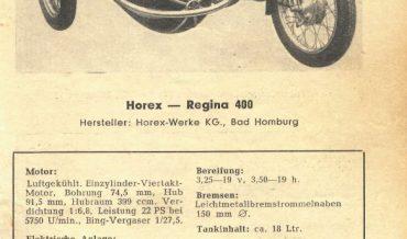 Horex Regina 400