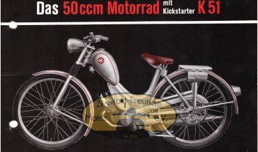 Kreidler K 51