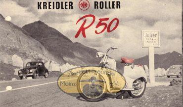 Kreidler R 50