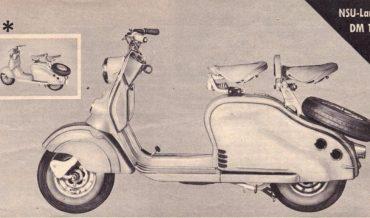 NSU Lambretta