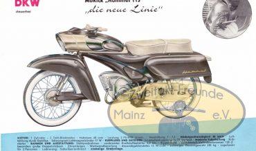 Zweirad-Union DKW Hummel 115