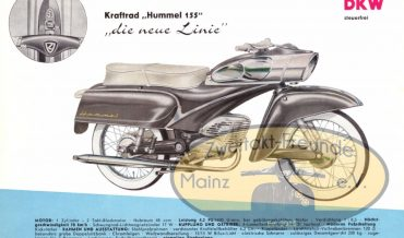 Zweirad-Union DKW Hummel 155