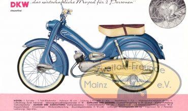 Zweirad-Union DKW Hummel II