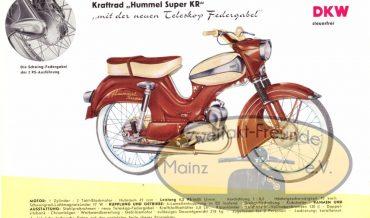 Zweirad-Union DKW Hummel Super MK / Super KR
