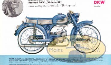 Zweirad-Union DKW Violetta MK / Violetta KR