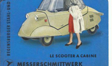 Messerschmitt Kabinenroller