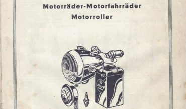 Bosch – Elektrisches Zubehör für Motorräder – Motorfahrräder – Motorroller