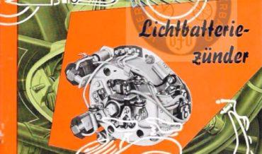 Buch – Bosch Lichtbatteriezünder Anleitung