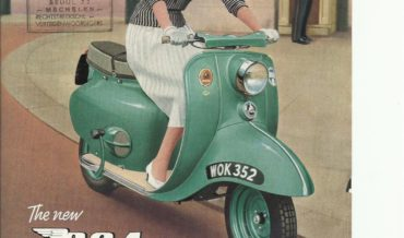 BSA Sunbeam Motorroller
