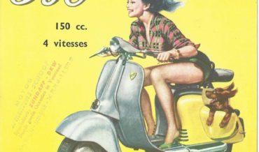 ISO 150ccm Motorroller