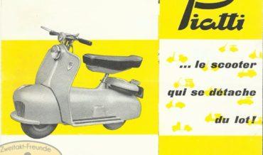 Piatti 125ccm Roller