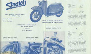 Progress Strolch Motorroller