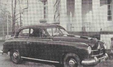 Borgward Hansa 1800 D